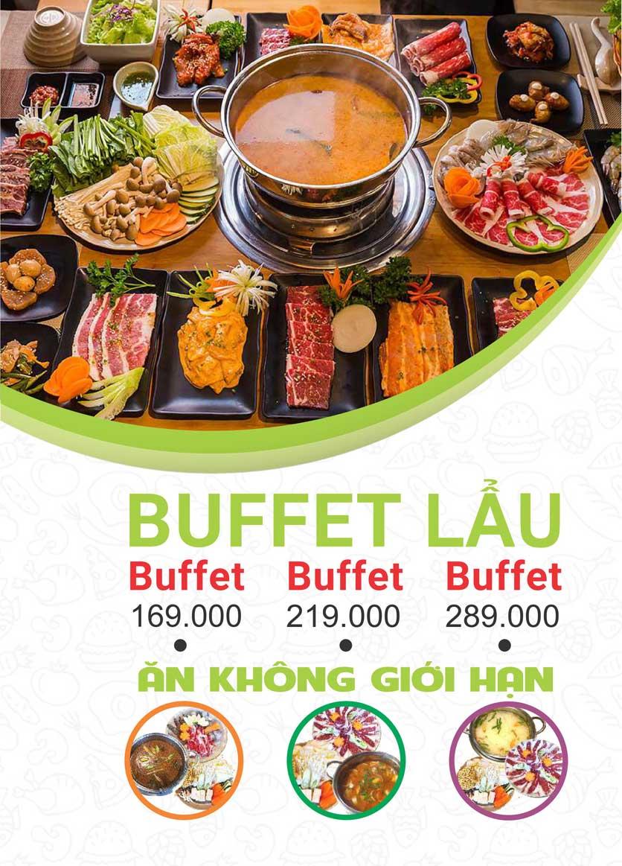 Menu Taka BBQ – Nguyễn Gia Trí 2