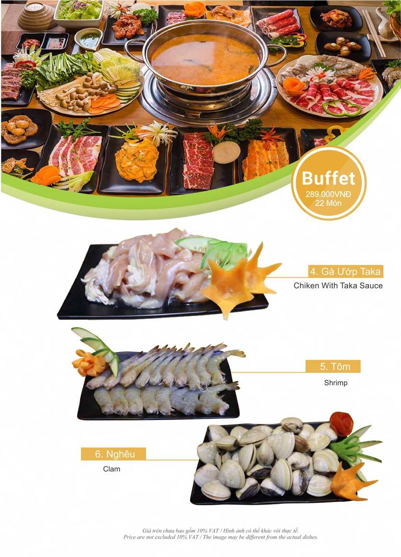 Menu Taka BBQ – Nguyễn Gia Trí 25