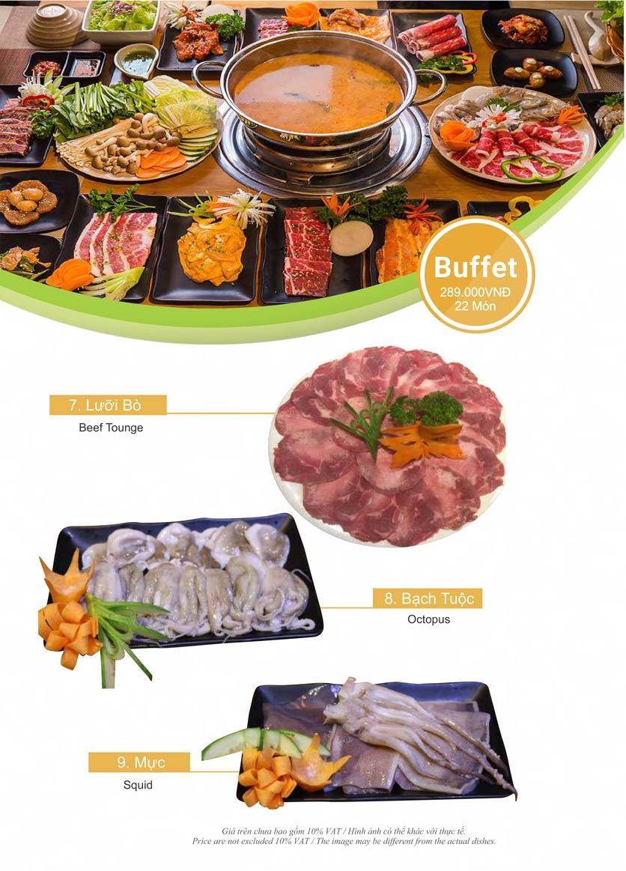 Menu Taka BBQ – Nguyễn Gia Trí 26