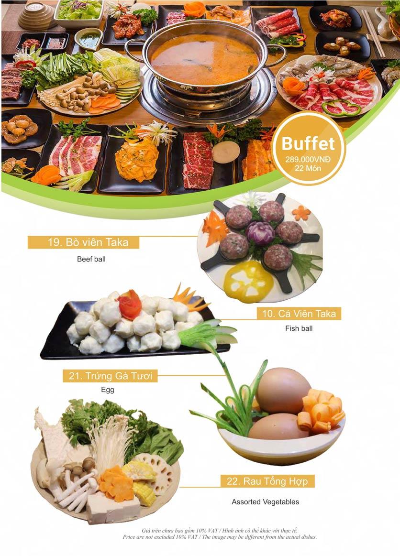 Menu Taka BBQ – Nguyễn Gia Trí 30
