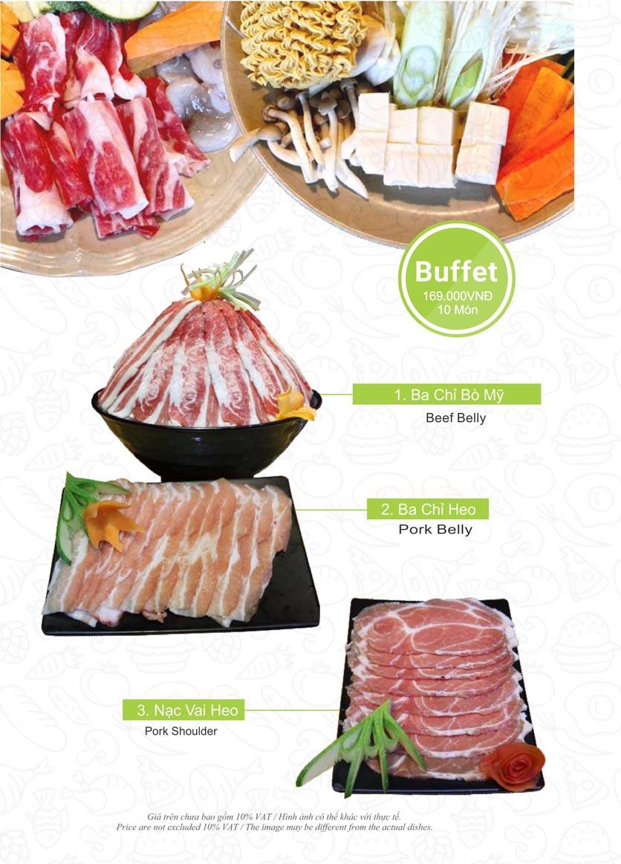 Menu Taka BBQ – Nguyễn Gia Trí 5