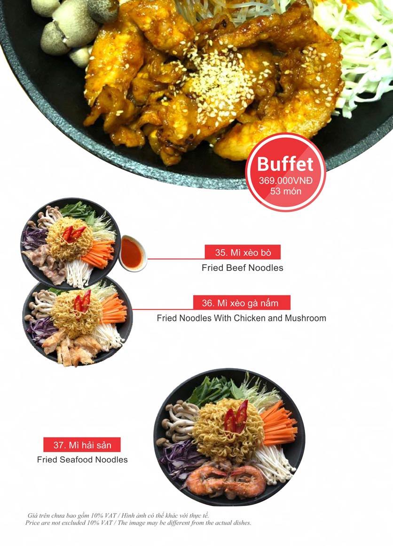 Menu Taka BBQ – Nguyễn Gia Trí 42
