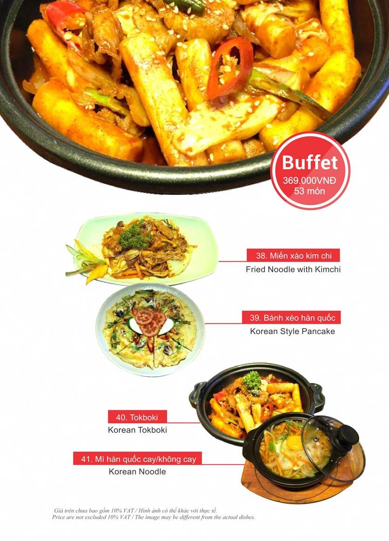 Menu Taka BBQ – Nguyễn Gia Trí 43
