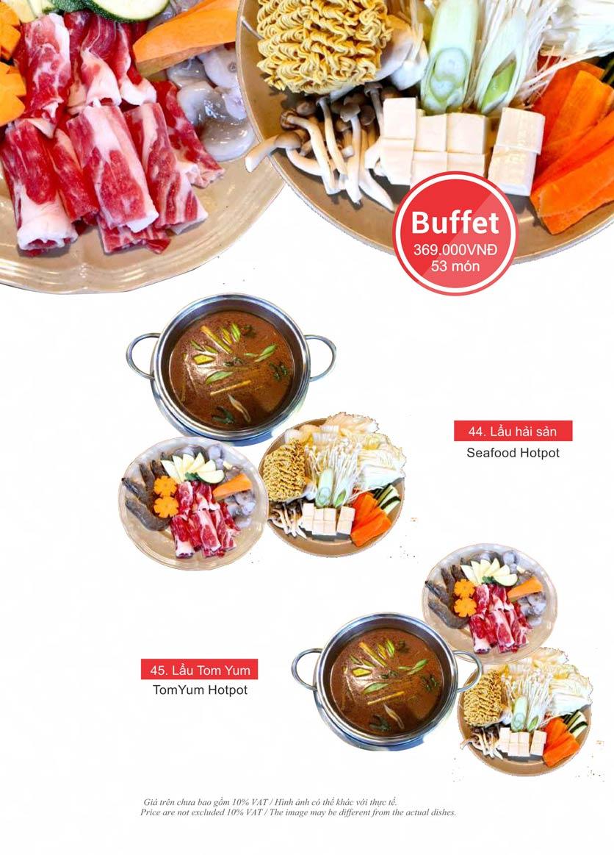 Menu Taka BBQ – Nguyễn Gia Trí 45