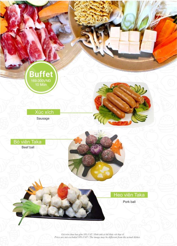 Menu Taka BBQ – Nguyễn Gia Trí 6
