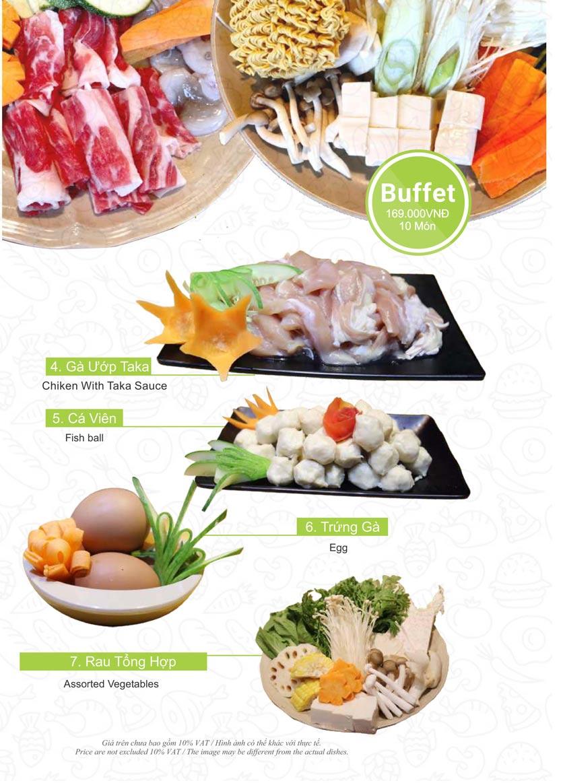 Menu Taka BBQ – Nguyễn Gia Trí 7