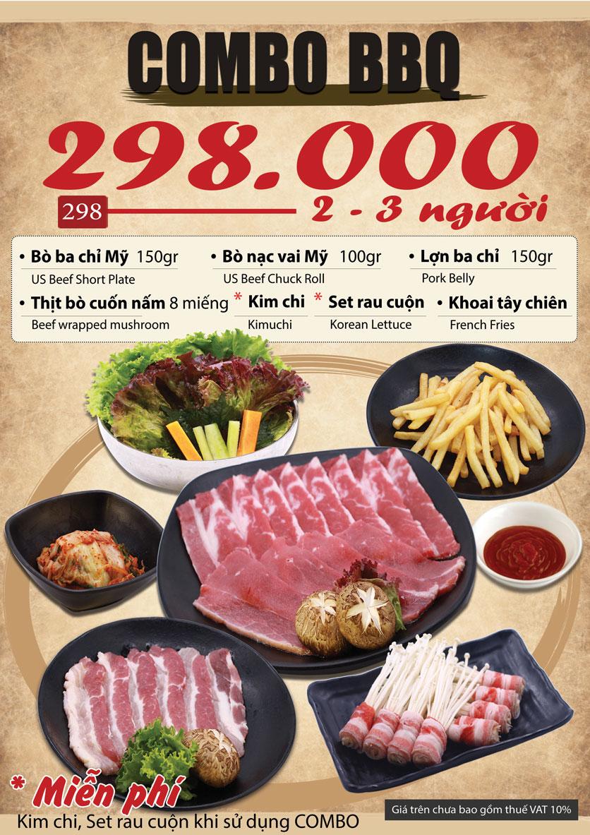 Menu Gyu-Kaku – Aeon Mall Long Biên 11