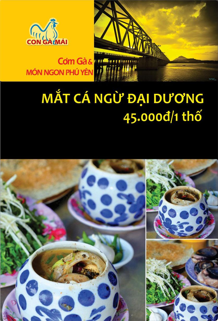 Menu Con Gà Mái - Quang Trung 10