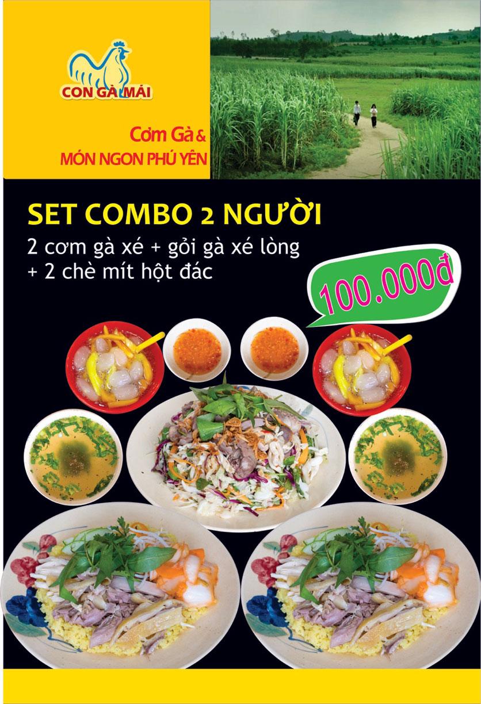 Menu Con Gà Mái - Quang Trung 3