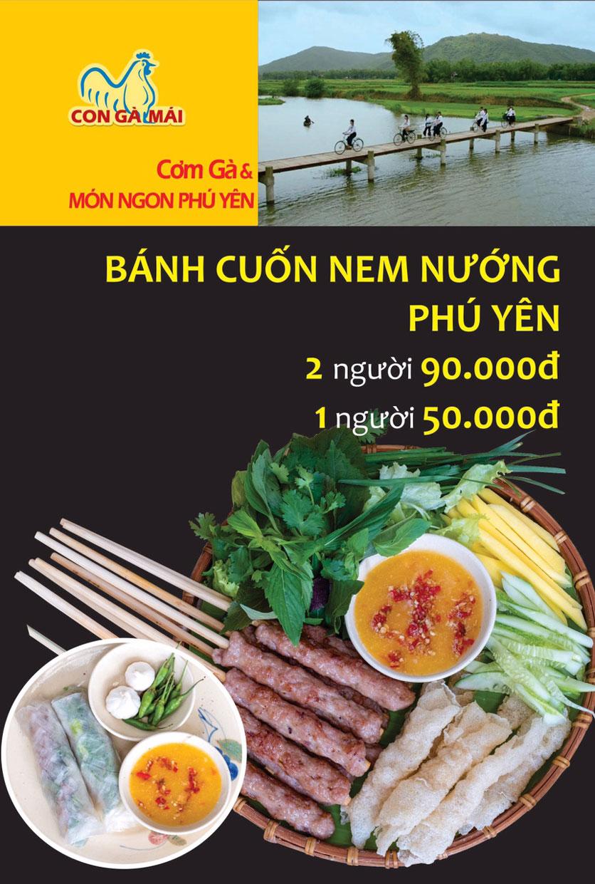 Menu Con Gà Mái - Quang Trung 6