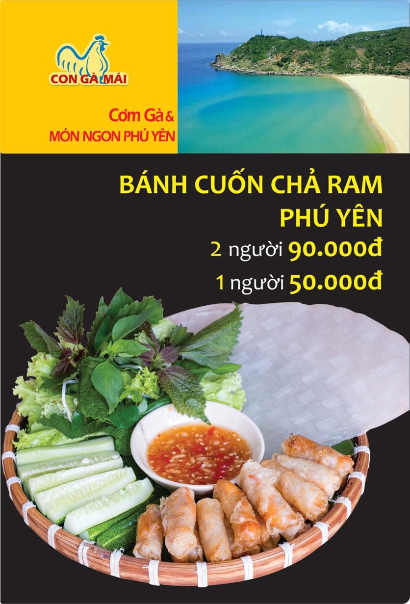Menu Con Gà Mái - Quang Trung 7