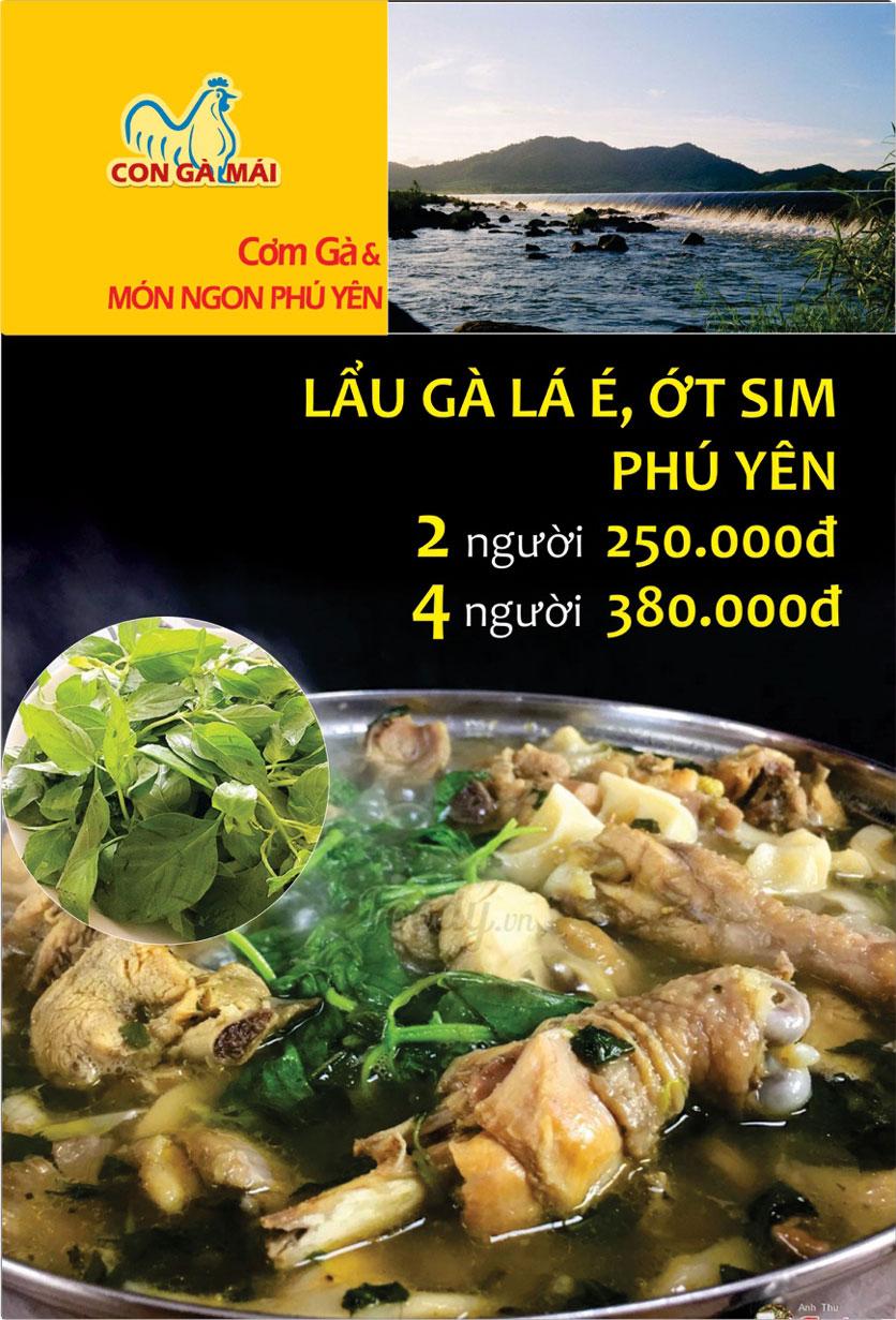 Menu Con Gà Mái - Quang Trung 8