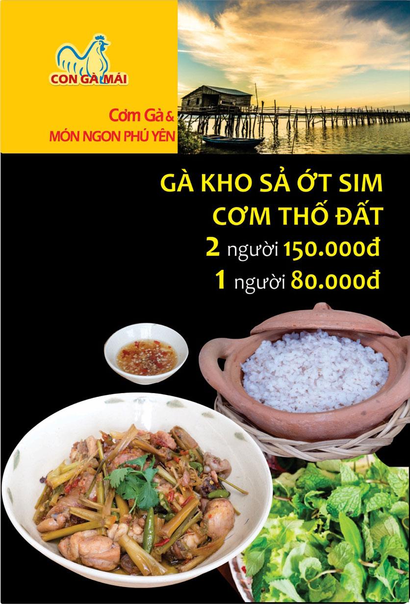 Menu Con Gà Mái - Quang Trung 9