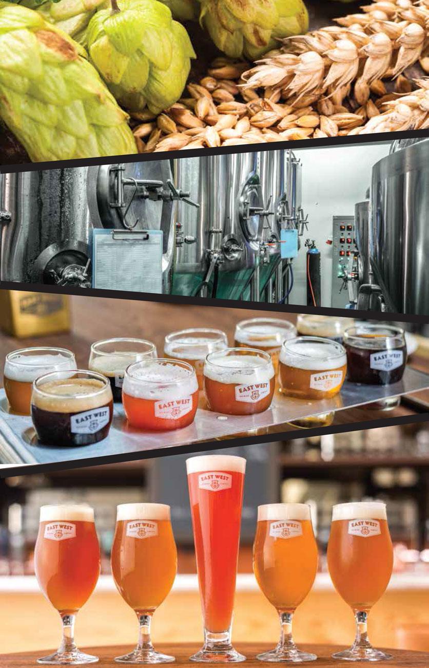 Menu East West Brewing Co. 19