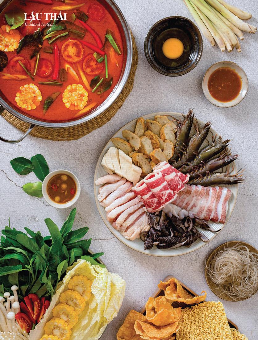 Menu Bếp Thái Koh Yam - Thái Hà 17