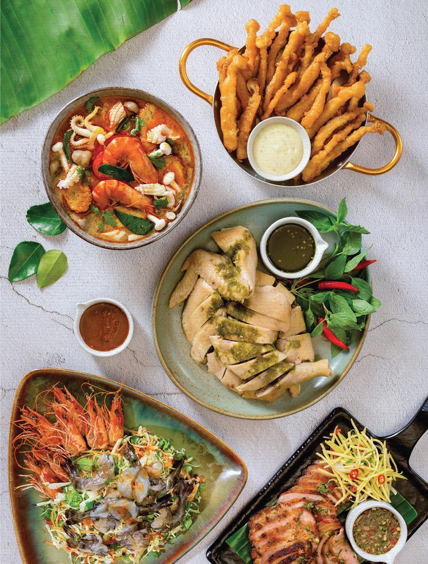 Menu Bếp Thái Koh Yam - Thái Hà 25
