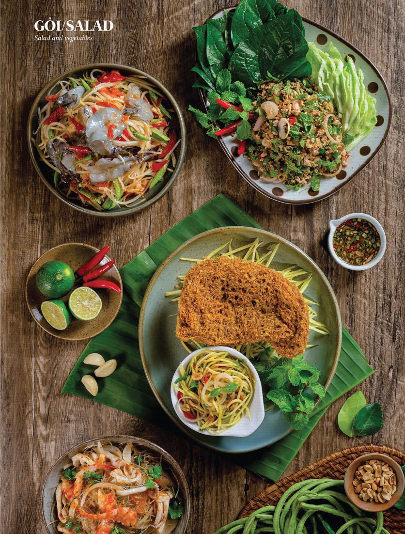Menu Bếp Thái Koh Yam - Thái Hà 4