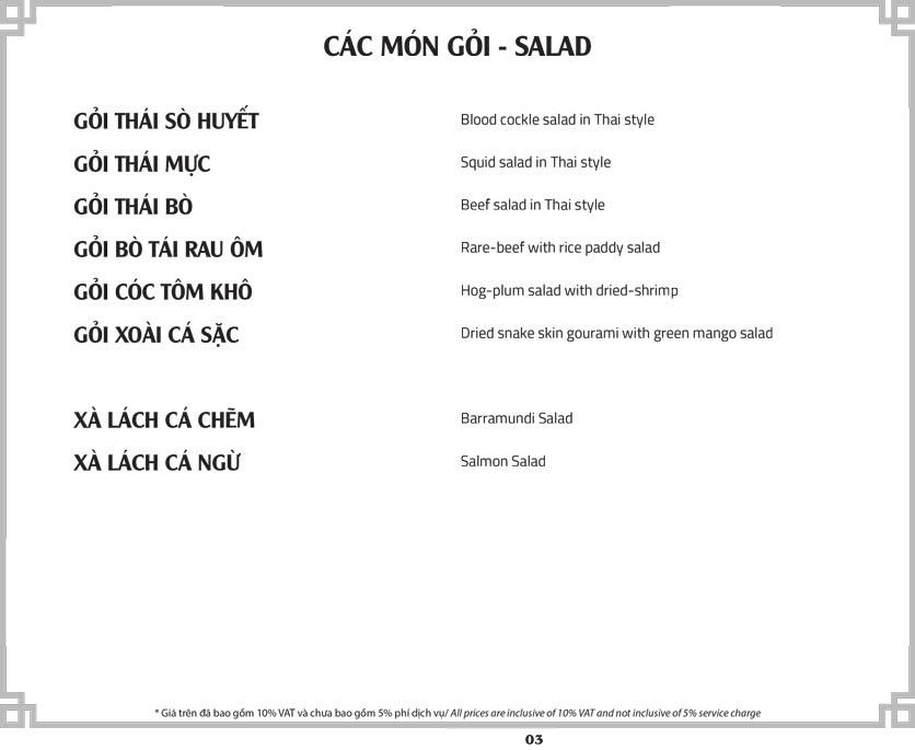 Menu A Bửu Sài Gòn - Bùi Thị Xuân  4
