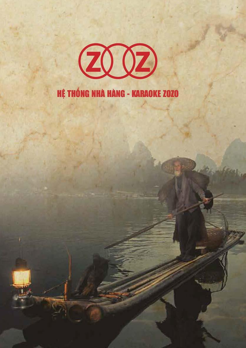 Menu Làng Chài Quán Zozo - Đường Láng 24