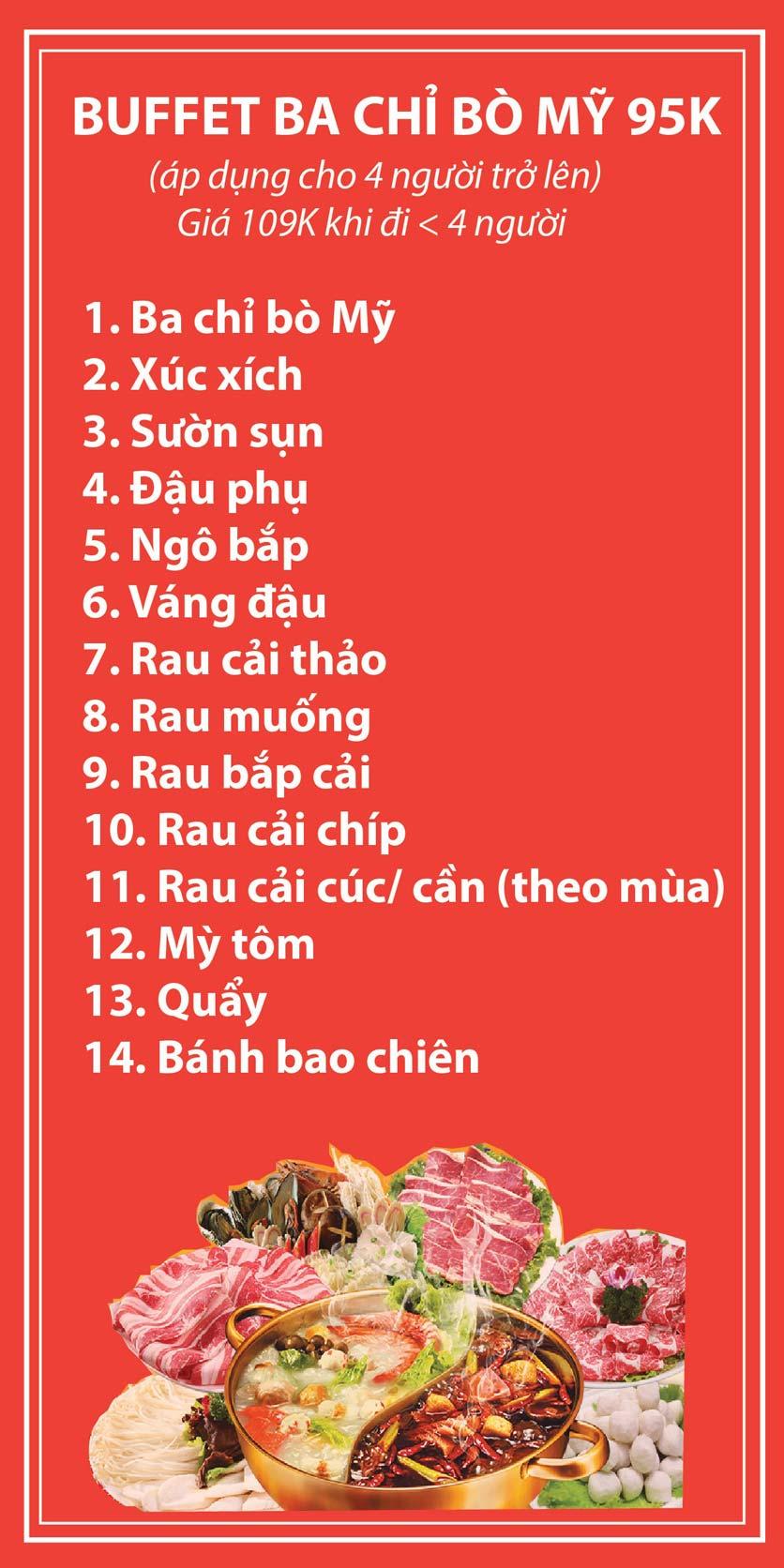 Menu Lẩu Laksa – Thái Hà   2