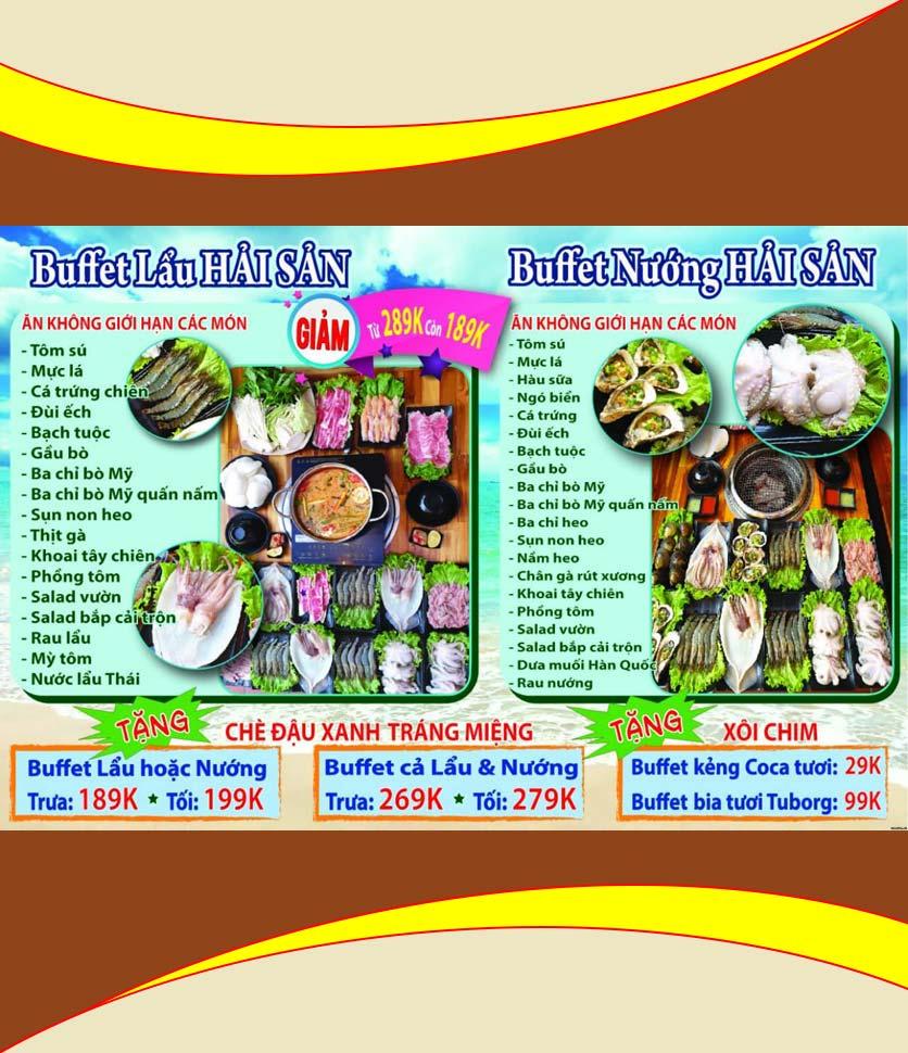 Menu Sapasa – Nguyễn Huy Tưởng  2