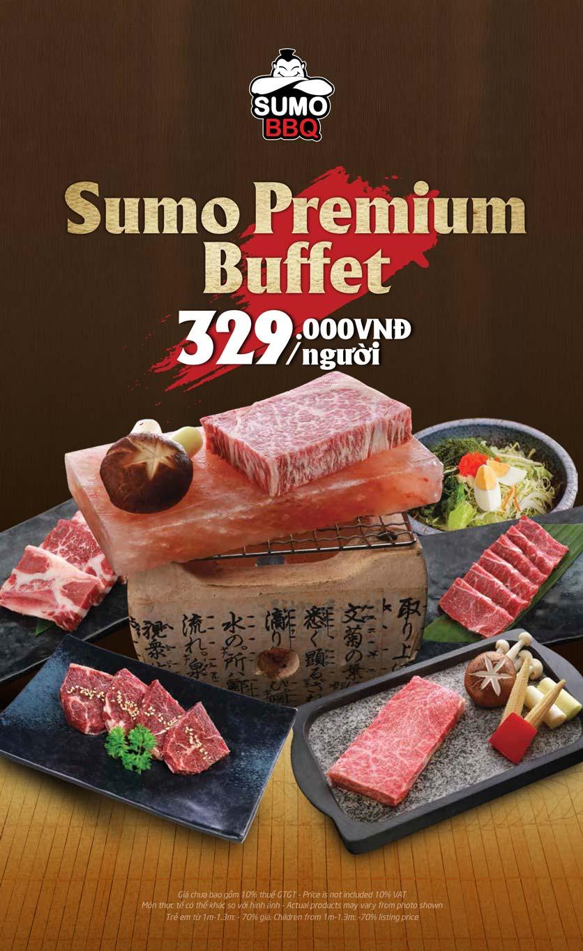 Menu SumoBBQ - Savico Megamall 1