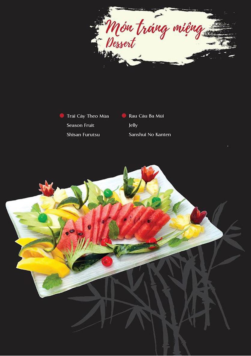 Menu Akira BBQ - Trần Hưng Đạo   2