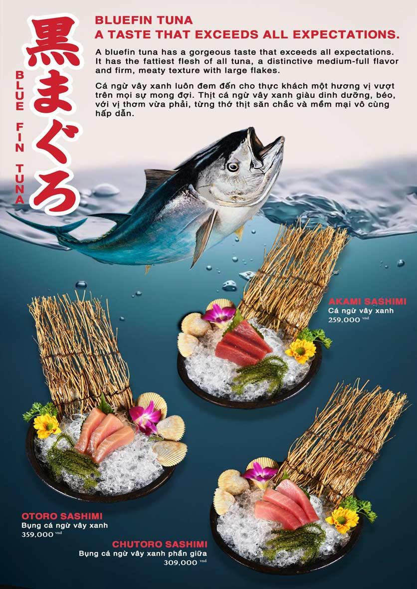 Menu Akira Sushi - Trần Phú   6