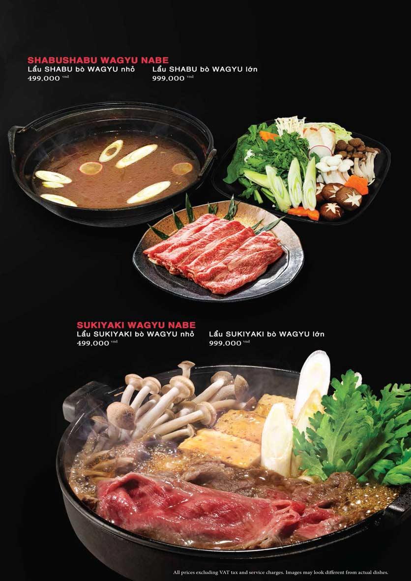 Menu Akira Sushi - Trần Phú   9