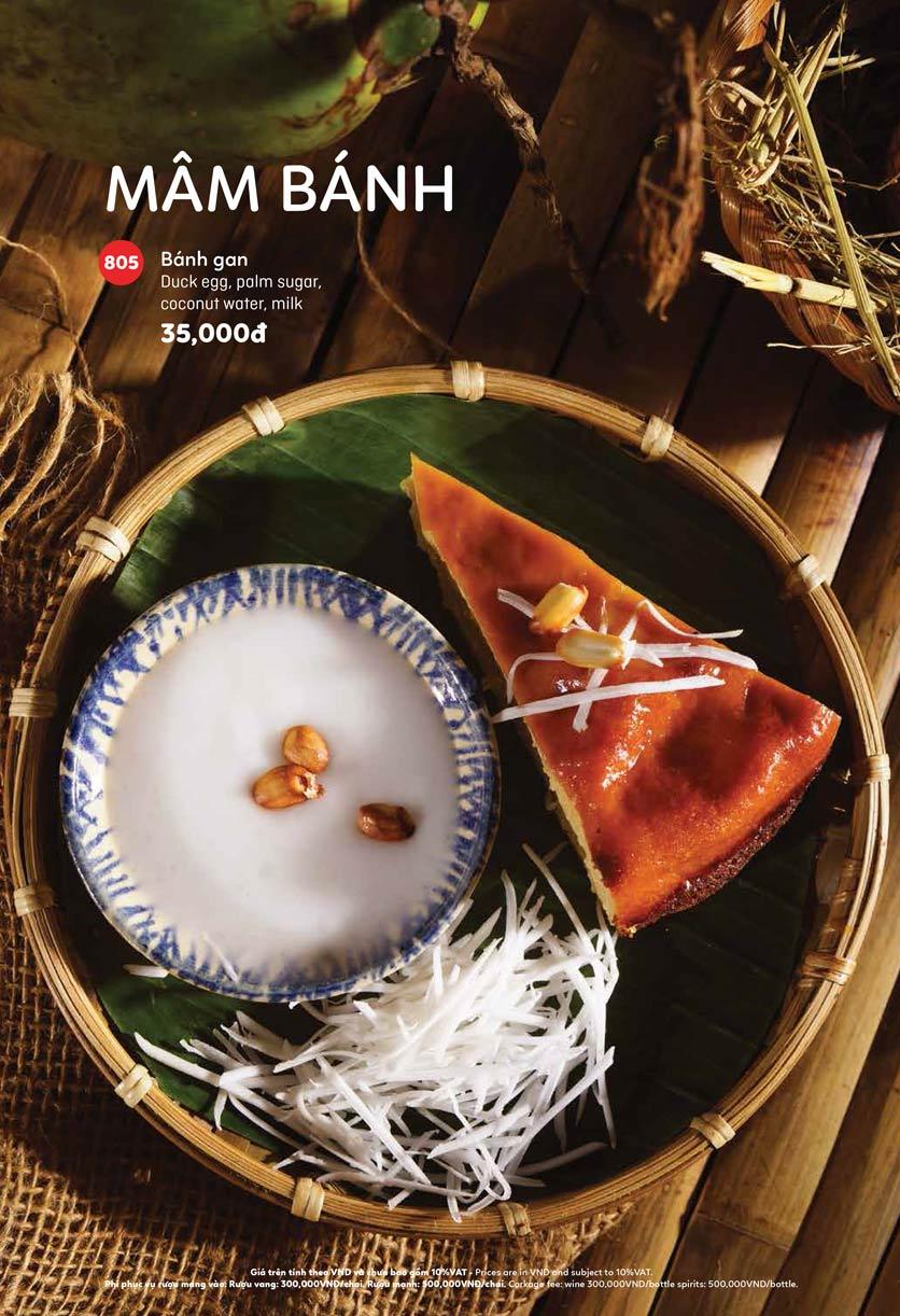 Menu Ầu Ơ – Vietnam Kitchen – Lý Thường Kiệt  11