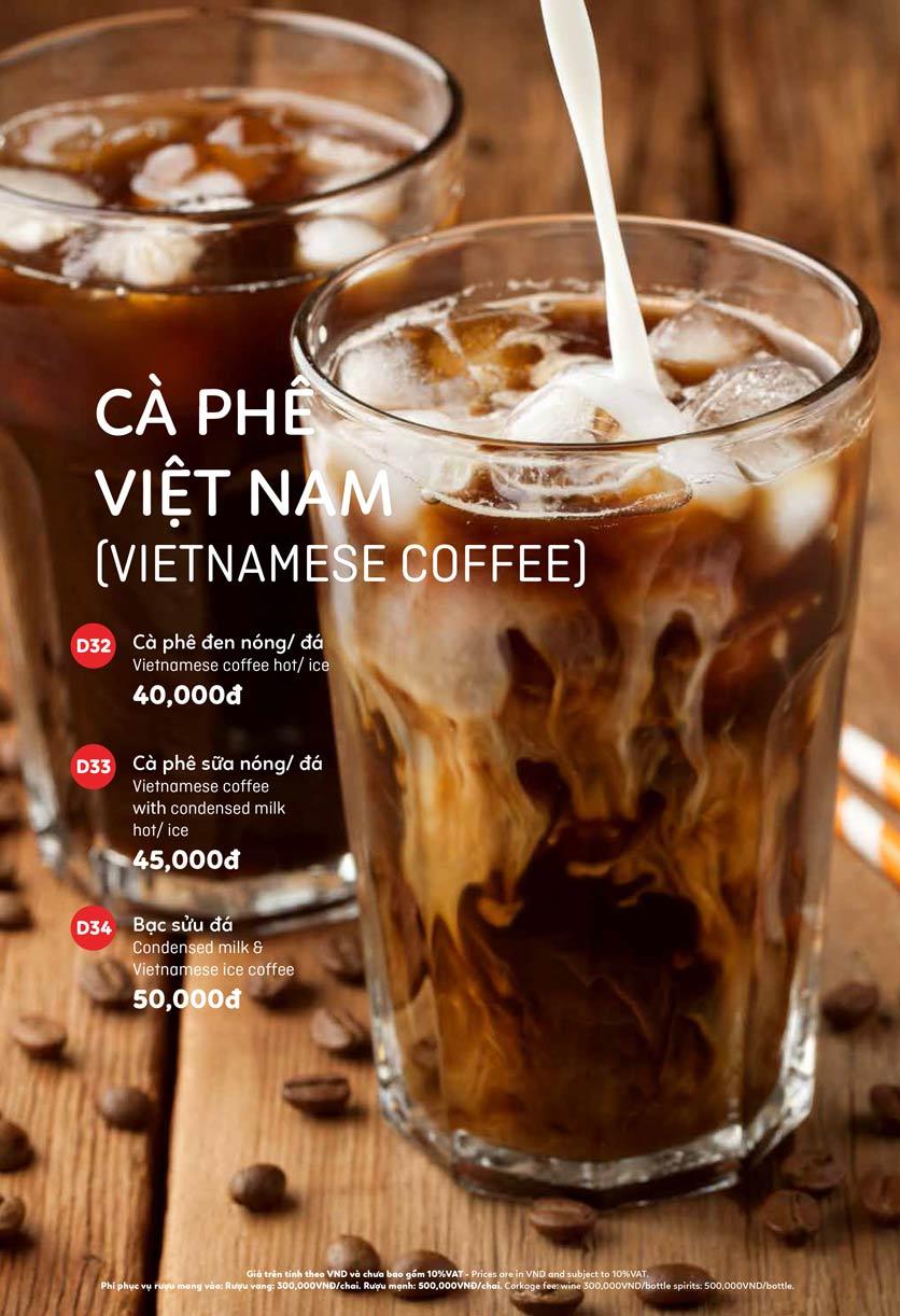 Menu Ầu Ơ – Vietnam Kitchen – Lý Thường Kiệt  19