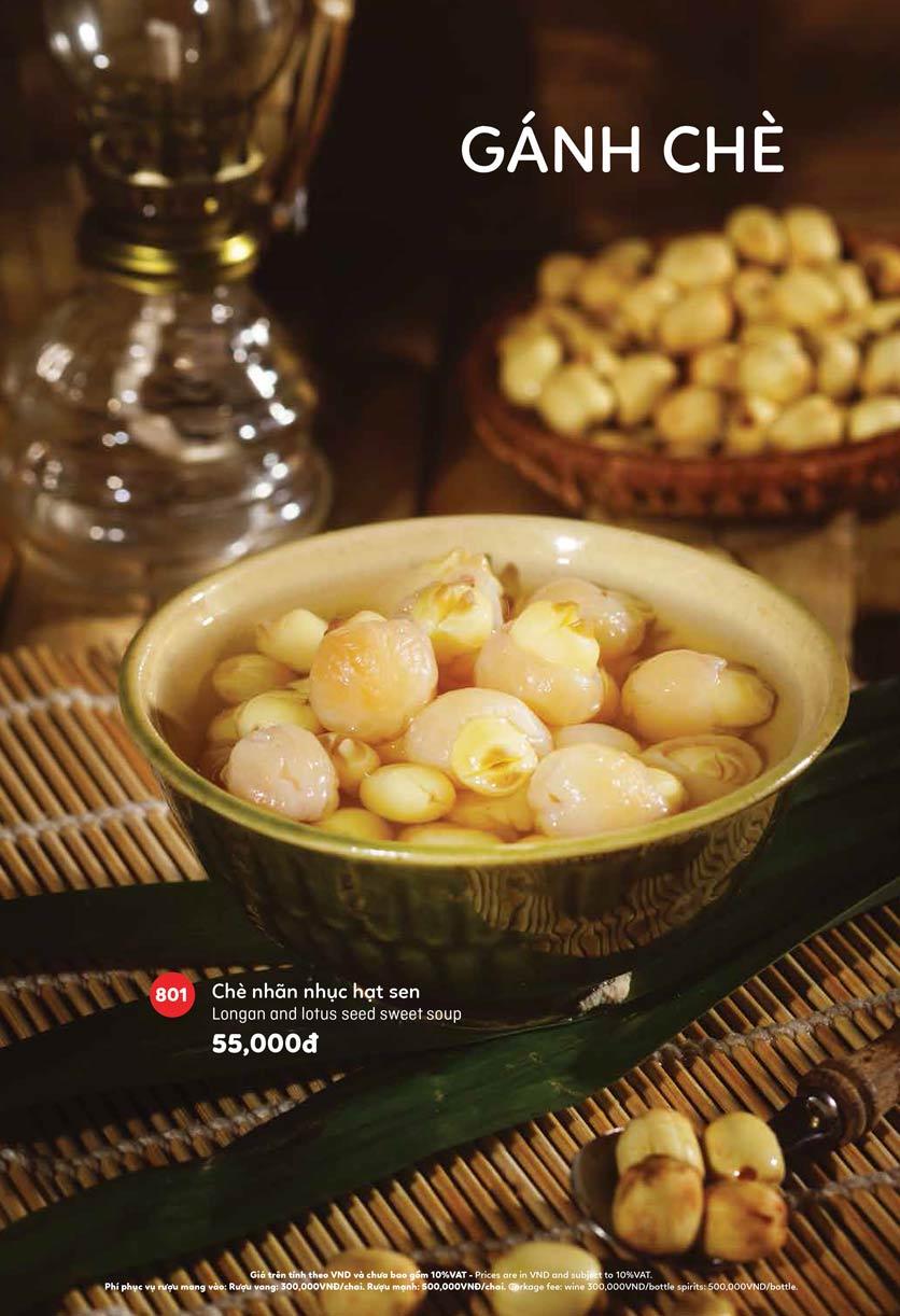 Menu Ầu Ơ – Vietnam Kitchen – Lý Thường Kiệt  9