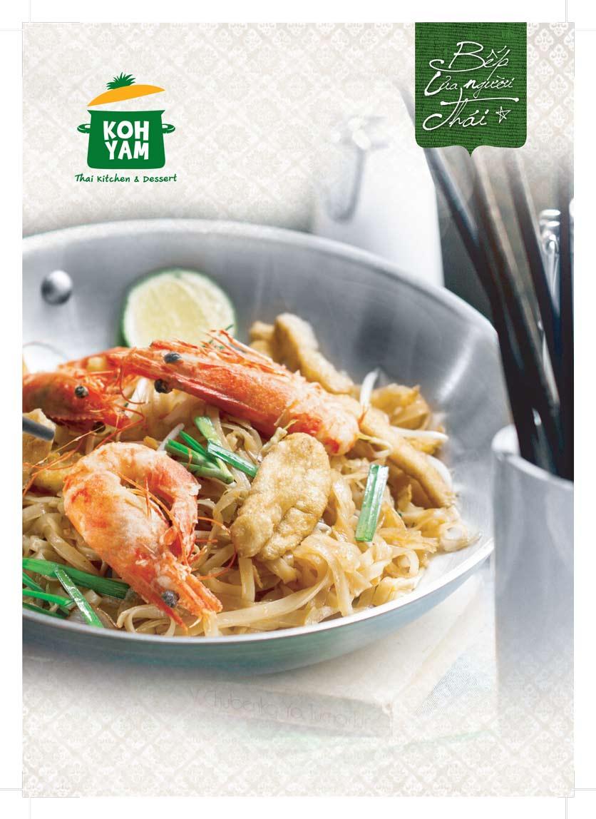 Menu Bếp Thái Koh Yam - Bà Triệu  4
