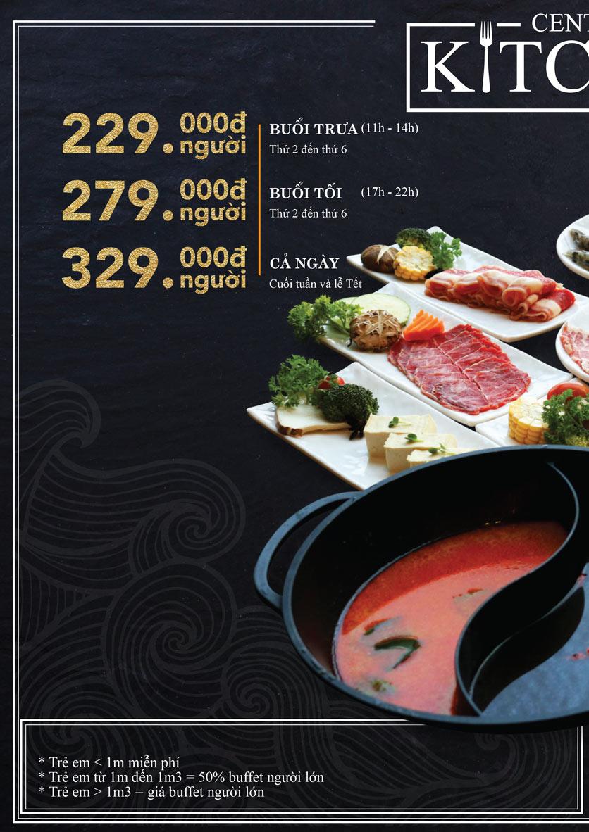 Menu Central Kitchen - Lotte Center  2