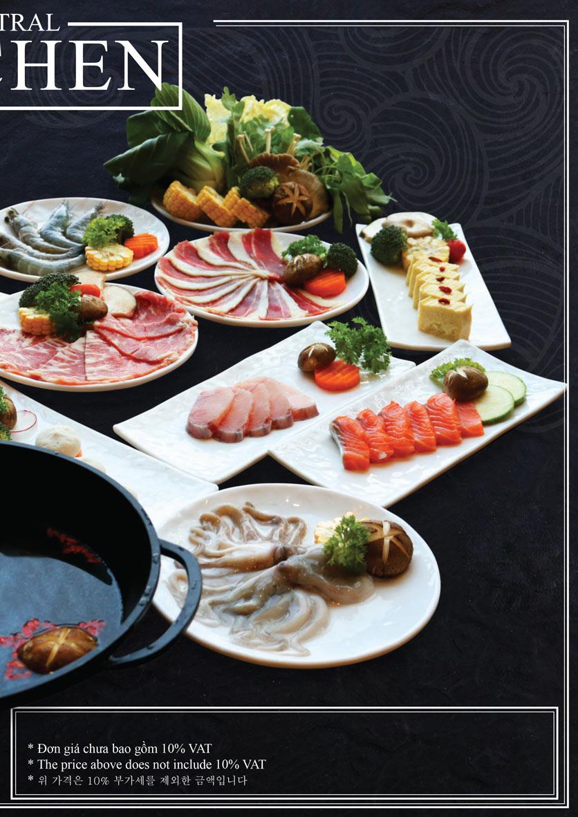 Menu Central Kitchen - Lotte Center  3