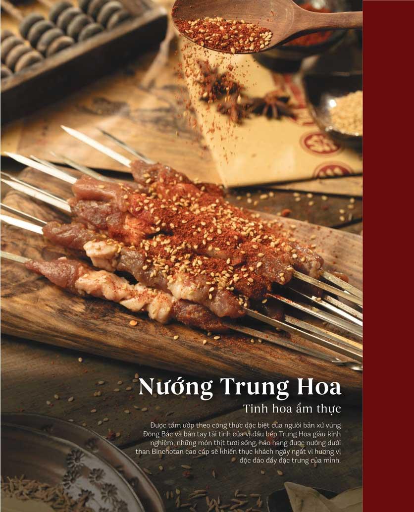 Menu ChiFan - Trung Hòa 3