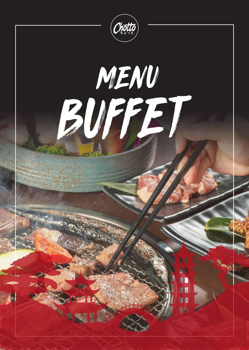 Menu Chotto - Sushi & BBQ - Vũ Phạm Hàm 1