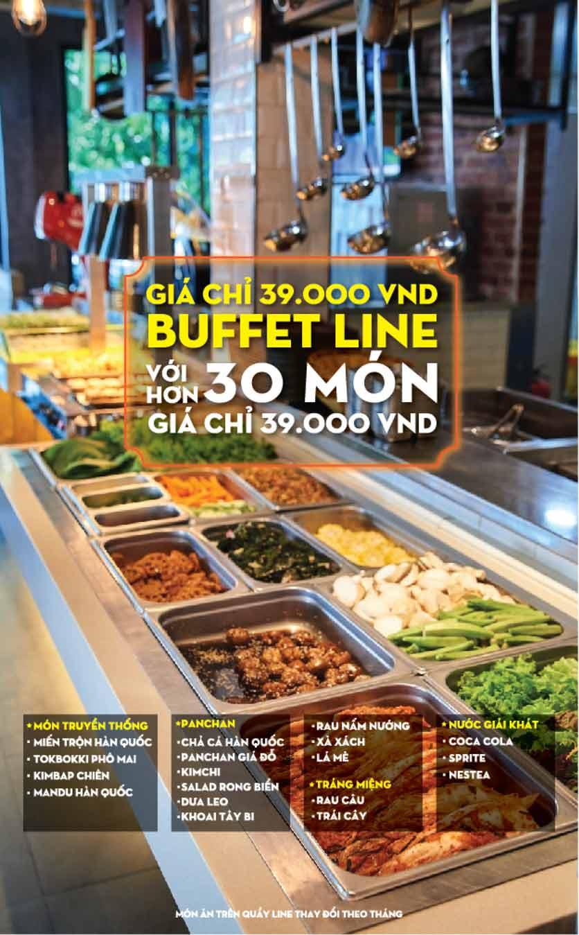 Menu K-Pub - Aeon Mall Bình Tân 11