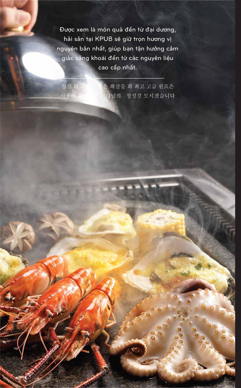 Menu K-Pub - Aeon Mall Bình Tân 27