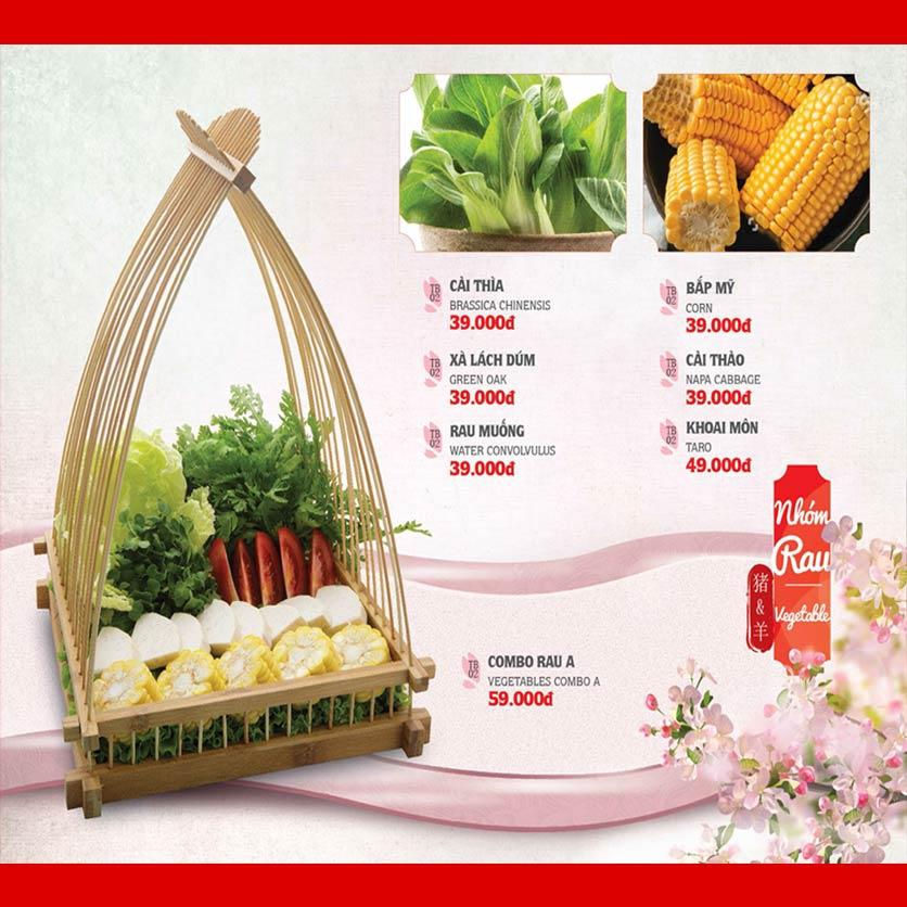 Menu Dao Hua – Hoàng Hoa Thám 27