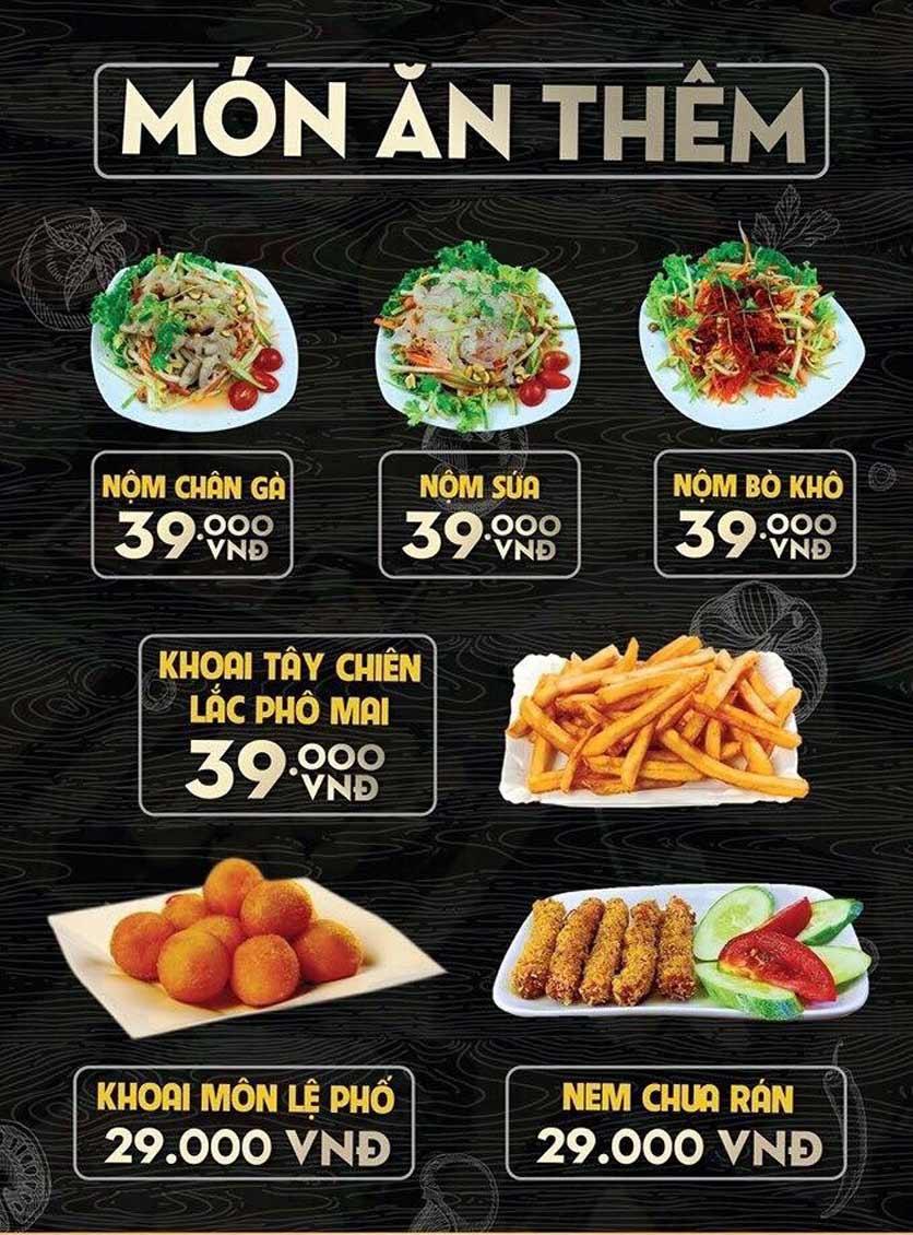 Menu Deli 4B BBQ & Hotpot - Thượng Đình    3