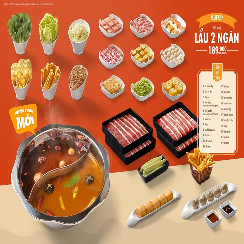 Menu Food House – Nguyễn Kiệm  1