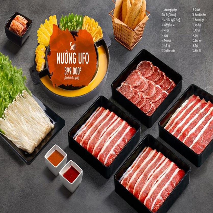 Menu Food House – Nguyễn Kiệm  11
