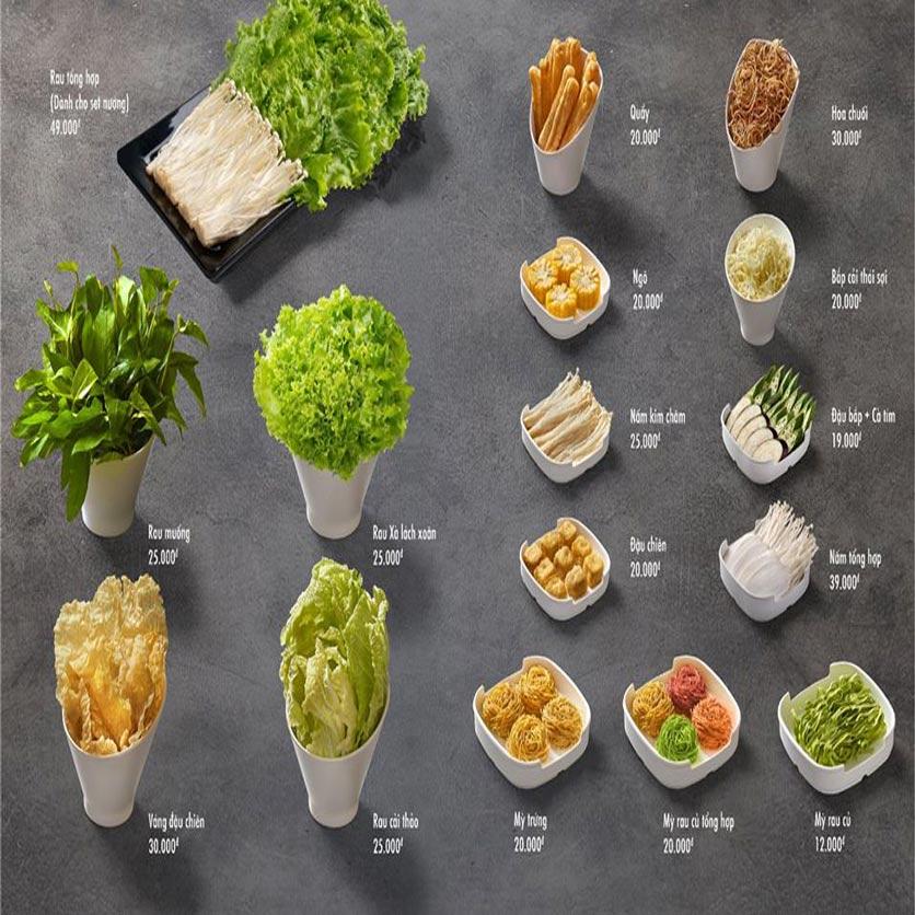 Menu Food House – Nguyễn Kiệm  14