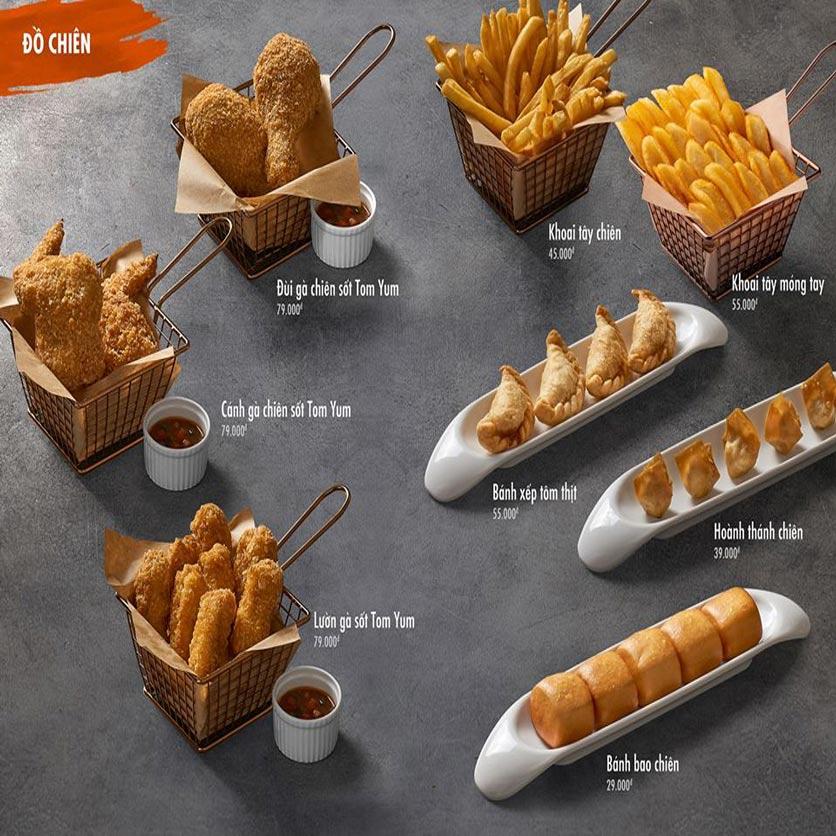 Menu Food House – Nguyễn Kiệm  15