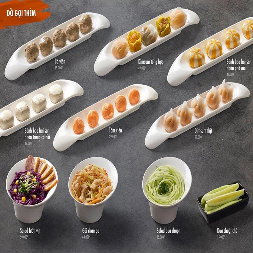 Menu Food House – Nguyễn Kiệm  16