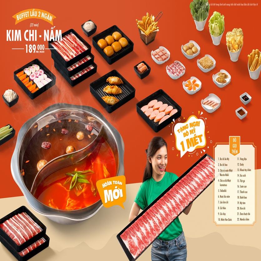 Menu Food House – Nguyễn Kiệm  2