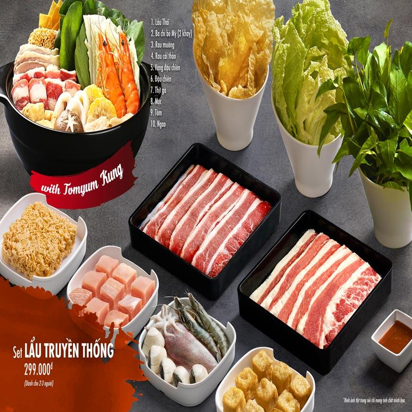 Menu Food House – Nguyễn Kiệm  6