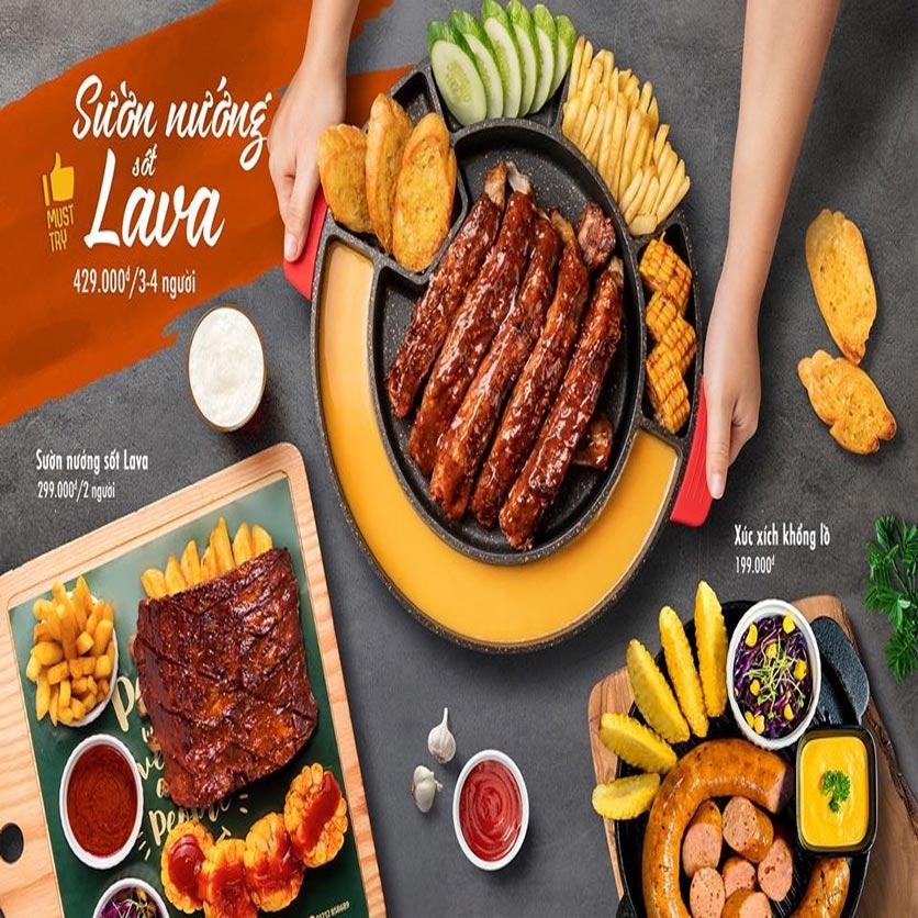 Menu Food House – Nguyễn Kiệm  8