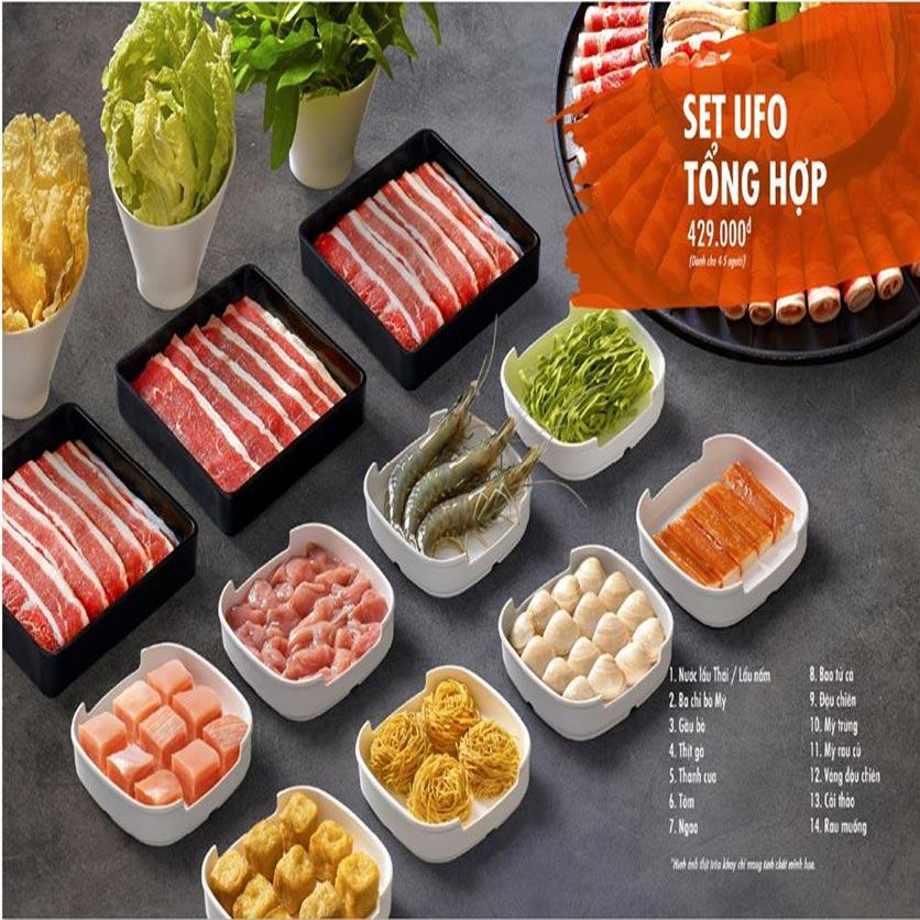 Menu Food House – Nguyễn Kiệm  9